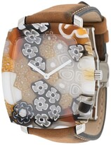 Yunik Klimt Tonneau watch