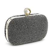 Kingluck Rhinestones with pearl Special Ocassion wedding handbags /Evening Clutches(in More color)