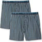 Esprit Men's 077EF2T012 Boxer Shorts, Blue (Teal 455)