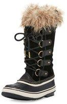 Sorel Joan of ArcticTM Fur-Trim Boot, Black