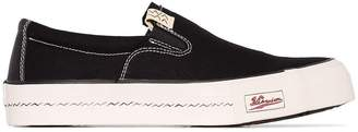 Visvim Skagway slip-on sneakers