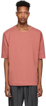 Issey Miyake Pink Bio 2 T-Shirt