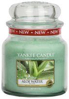 Yankee Candle Classic medium jar aloe water candle
