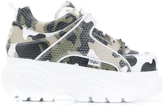 Buffalo David Bitton Chunky Platform Sneakers