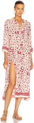 Natalie Martin Isobel Dress in Wildflower Rose   FWRD