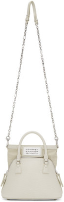 Maison Margiela Off-White Micro 5AC Bag