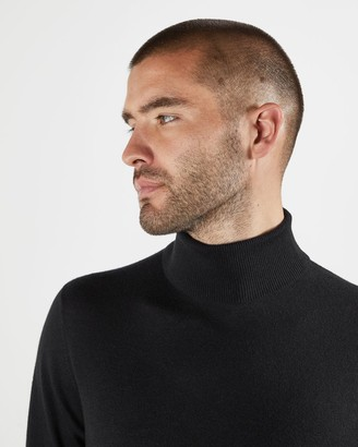 Ted Baker Fitted Roll Neck Jumper