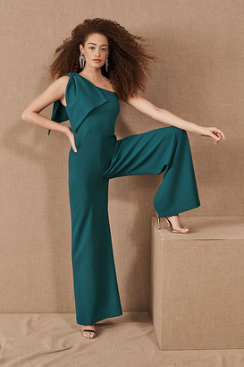 BHLDN Windham Jumpsuit By in Blue Size 4