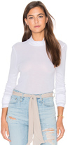 Lacausa Thin Thermal Mock Neck Top