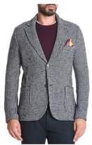 BOB Strollers Men's Grey Wool Blazer.