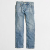 J.Crew Factory Bleecker jean in light wash