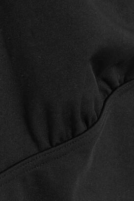 Eres Les Essentiels Hold Up Swimsuit - Black