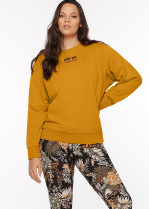 Lorna Jane LJ Retro Iconic Sweat