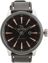 Rip Curl Recon Xl Leather Watch
