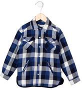 Stella McCartney Boys' Plaid Jacket