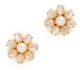 Kate Spade Brilliant Bouquet Stud Earrings