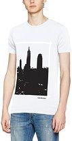 Calvin Klein Men's Tash Slim Fit T-Shirt