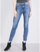 Paige Margot skinny high-rise jeans