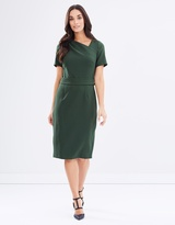 Dorothy Perkins Asymmetric Dress