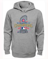 Majestic Kids' Chicago Cubs World Series Locker Room Hoodie