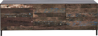 Soundslike HOME Pure Tv Unit/6 Drawer Chest