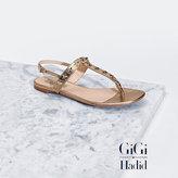 Tommy Hilfiger Leather Sandals Gigi Hadid