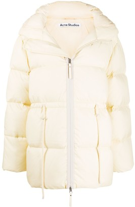 Acne Studios Hooded Puffer Coat