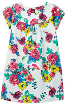 Tea Collection Mercado Rodriguez Twill Dress (Toddler, Little Girls, & Big Girls)