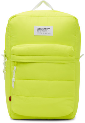 Levi's Levis Yellow L Pack Backpack