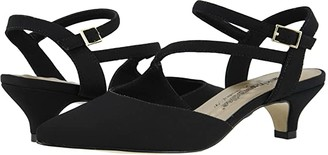 Walking Cradles Bianca (Black Micro) Women's Shoes