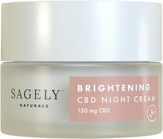 Brightening CBD Night Cream