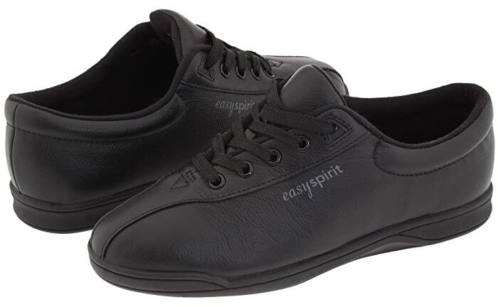 Easy Spirit Black Women's Sneakers