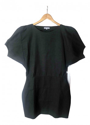 Surface to Air Black Cotton Dresses