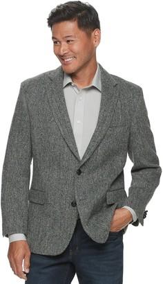 Jean Paul Germain Men's Jean-Paul Germain Wool Harris Tweed Sport Coat