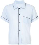 Morgan Lane Tami short-sleeve pyjama top