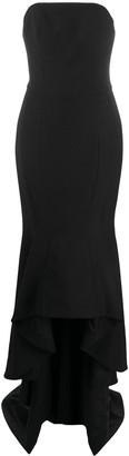Alexandre Vauthier Strapless Design Gown