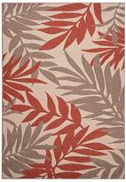 Jaipur Rugs Floral Pattern Hand-Hooked Rug