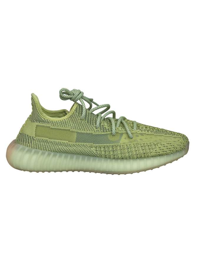 half off 36e98 bd5d0 Yeezy X Boost 350 V2 Antlia (Non-Reflective) Yellow Polyester Trainers
