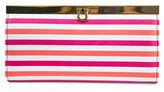 Mundi Bay Harbor Multicolor Stripe Clutch Wallet