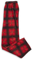 Calvin Klein Plaid Flannel Pajama Pants