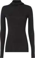 Dion Lee Pinacle Hooded Knit Top
