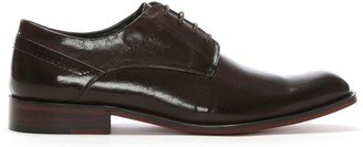 Daniel Dinton Brown Leather Smart Lace Up Shoes