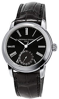 Frederique Constant Men's Classics Manufacture Automatic-Self-Wind 5ATM Stainless Steel Watch