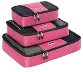 eBags Packing Cubes 3pc Set - Peony