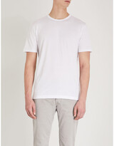 Thumbnail for your product : Sunspel Classic cotton-jersey T-shirt