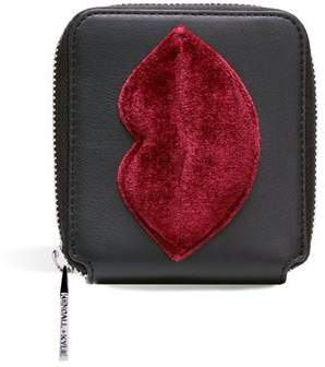 KENDALL + KYLIE Brody Lips Coin Purse - Black