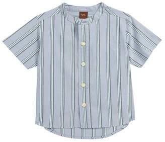 Tea Collection Woven Shirt (Baby)