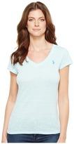 U.S. Polo Assn. V-Neck T-Shirt