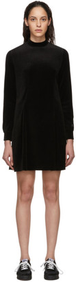 Perks And Mini Black Neighborhood Edition Velour Dress