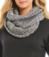 The North Face Minna Cable-Knit Infinity Scarf